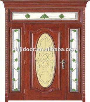 Decorative Glass Front Entrance Doors Design Dj S805 Buy Entrance Doors Front Entrance Doors Glass Front Entrance Doors Product On Alibaba Com