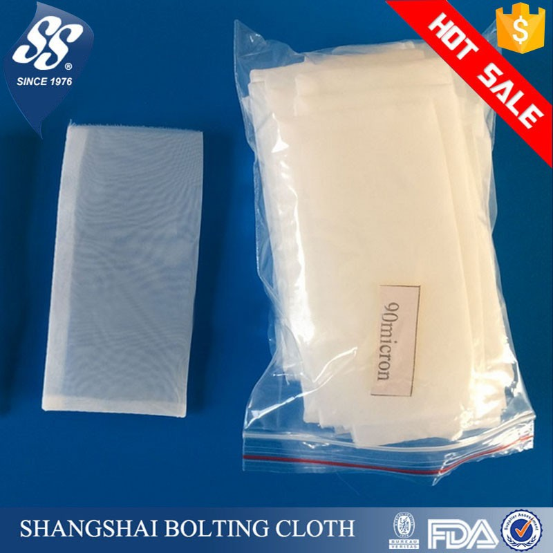 25 Micron, 25 2 x 4.5 Rosin Extraction Micron u Filter Bags