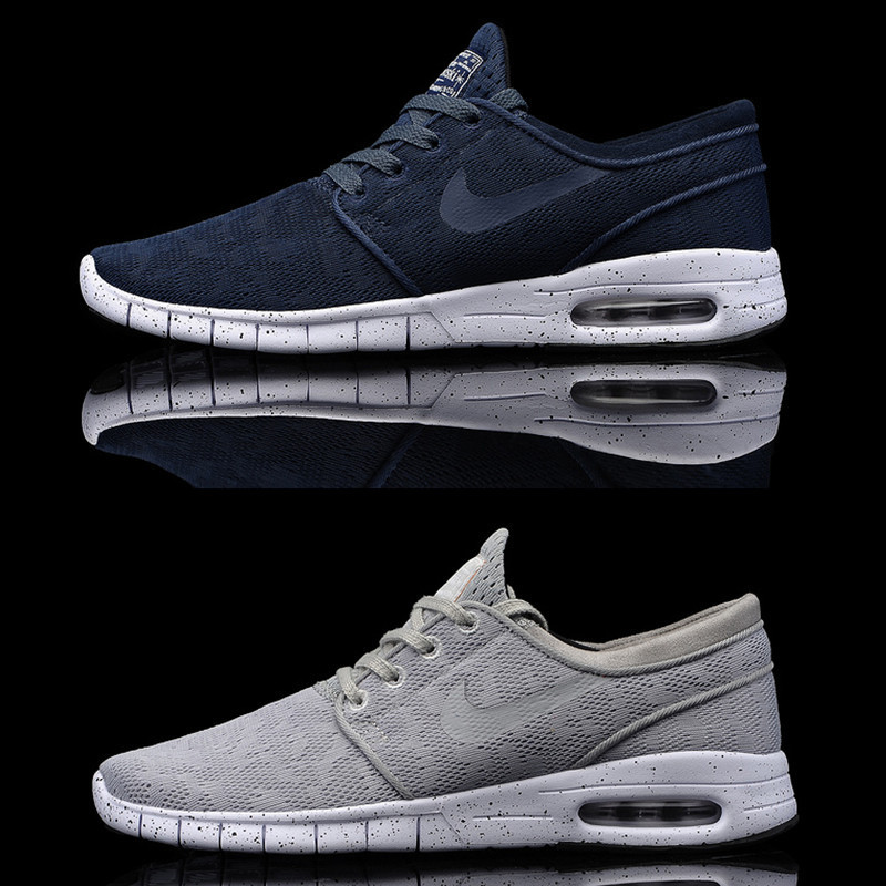 0d9262a9b3 NEW,Nike SB Stefan Janoski Max Men Running Shoes Black/Blue/Red Outdoor  Sports Shoes,EUR Size:40-45 Free Shipping