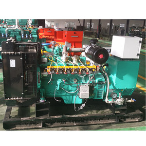 Group generador power genset 50kw Biogas Electric Generator Price