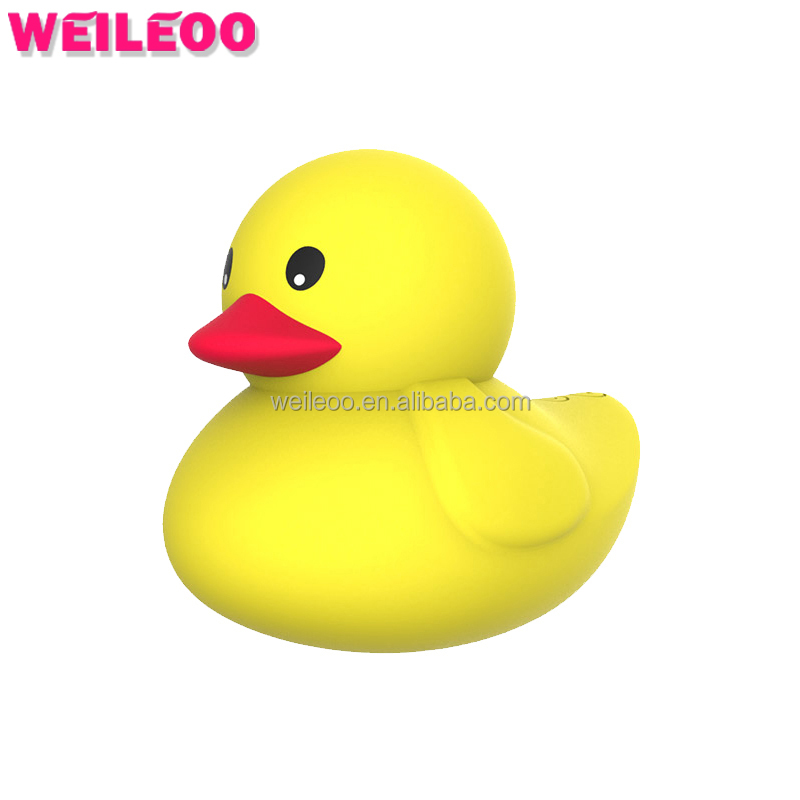 10 speed vibrating yellow duck clitoris stimulator nipple massage vibration oral sextoy erotic vibrator sex toy for woman