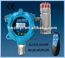 Concentration Gas Testing Device for Hydrogen Cyanide