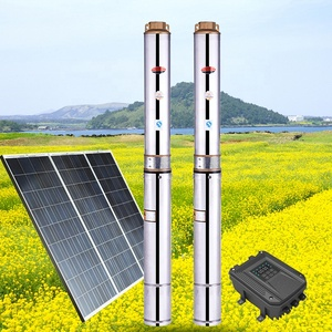 Made in China Solar jd Submersible Borehole Water Pump Price in India