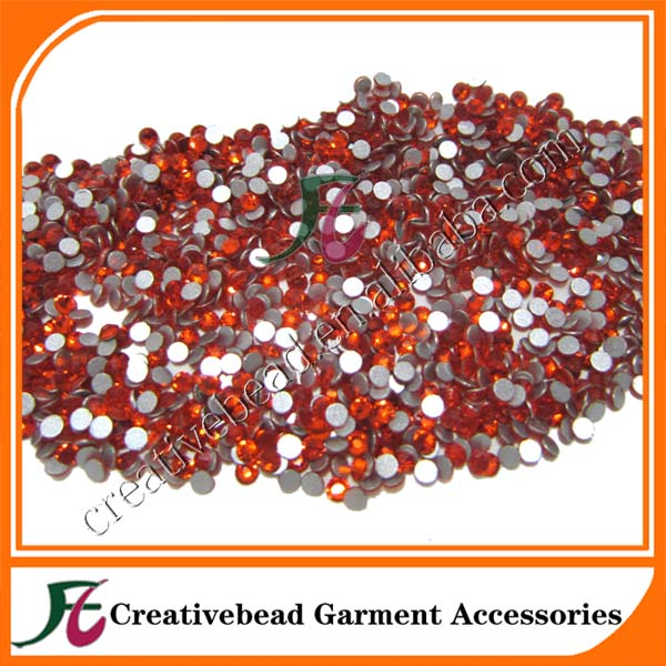 4mm Flat Back Hyacinth Crystal Rhinestone,Non Hot Fix Crystal,SS16-Top Quality