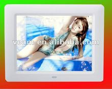 8 Inch LCD Digital Advertising Picture Display