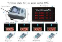 Manual Ticket Dispenser Simple Queue Management System Machine For ...