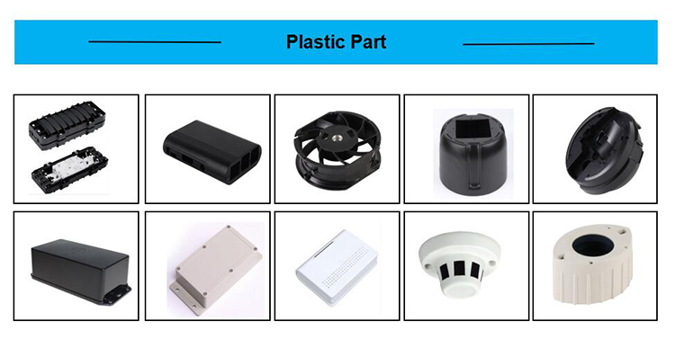 Cheap custom precision oem plastic injection molding maker for automotive photoelectric injection mold products