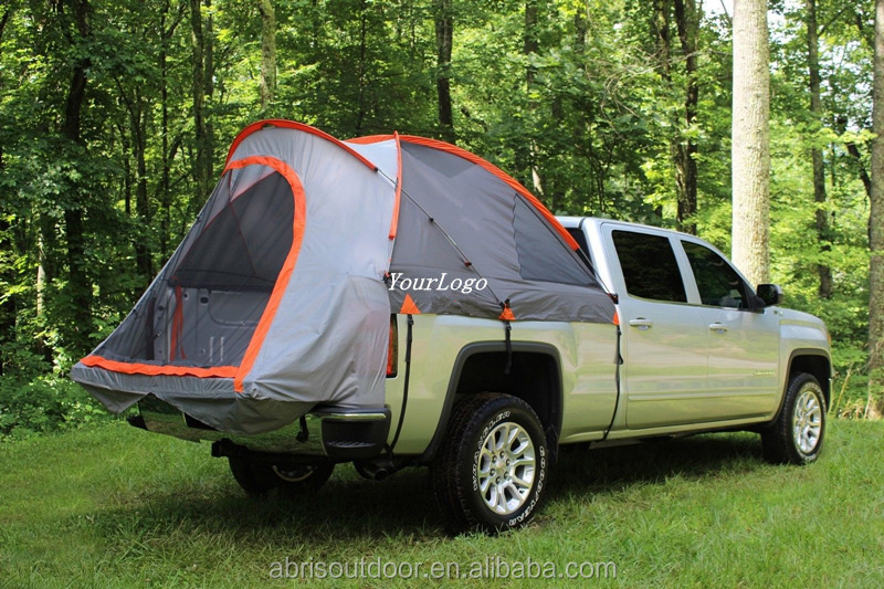 High quality car rear pickup vehicle tent for outdoor camping