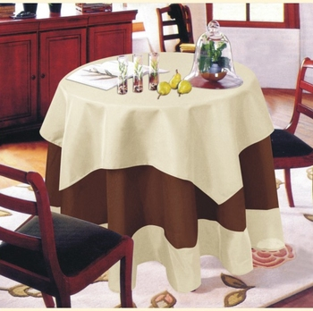 180cm Round Table Clothes And Runner