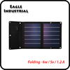 6W Folding Durable Solar Panel Charger ,Solar Panel Shanghai