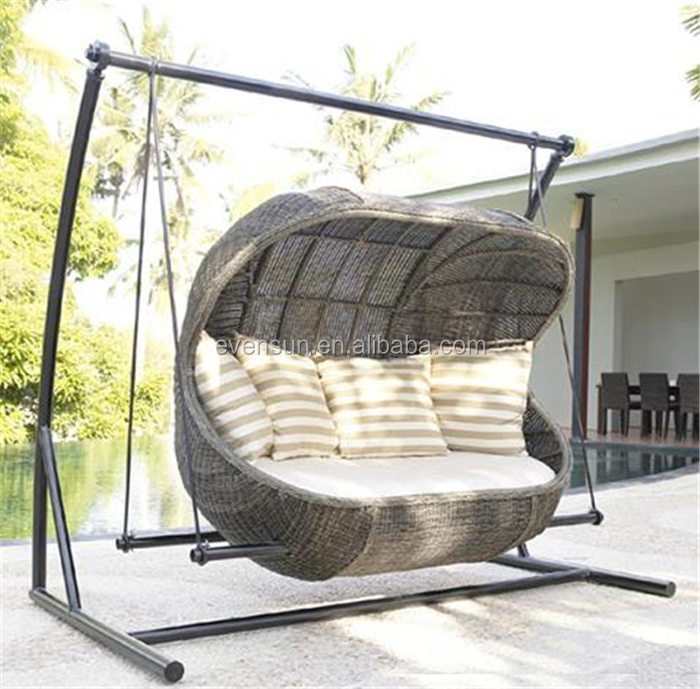 Stani Wooden Swing Patio With Canopy Swings Product On Alibaba