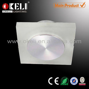acrylic led wall washer downlight