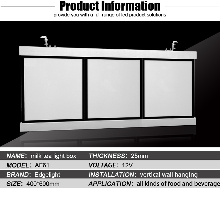 advertising exhibition frame picture frame display shop design