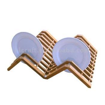 Bamboo Dish Rack  sc 1 st  Alibaba & Bamboo Dish Rack - Buy Dish RackWooden Dish RackPlate Holder ...