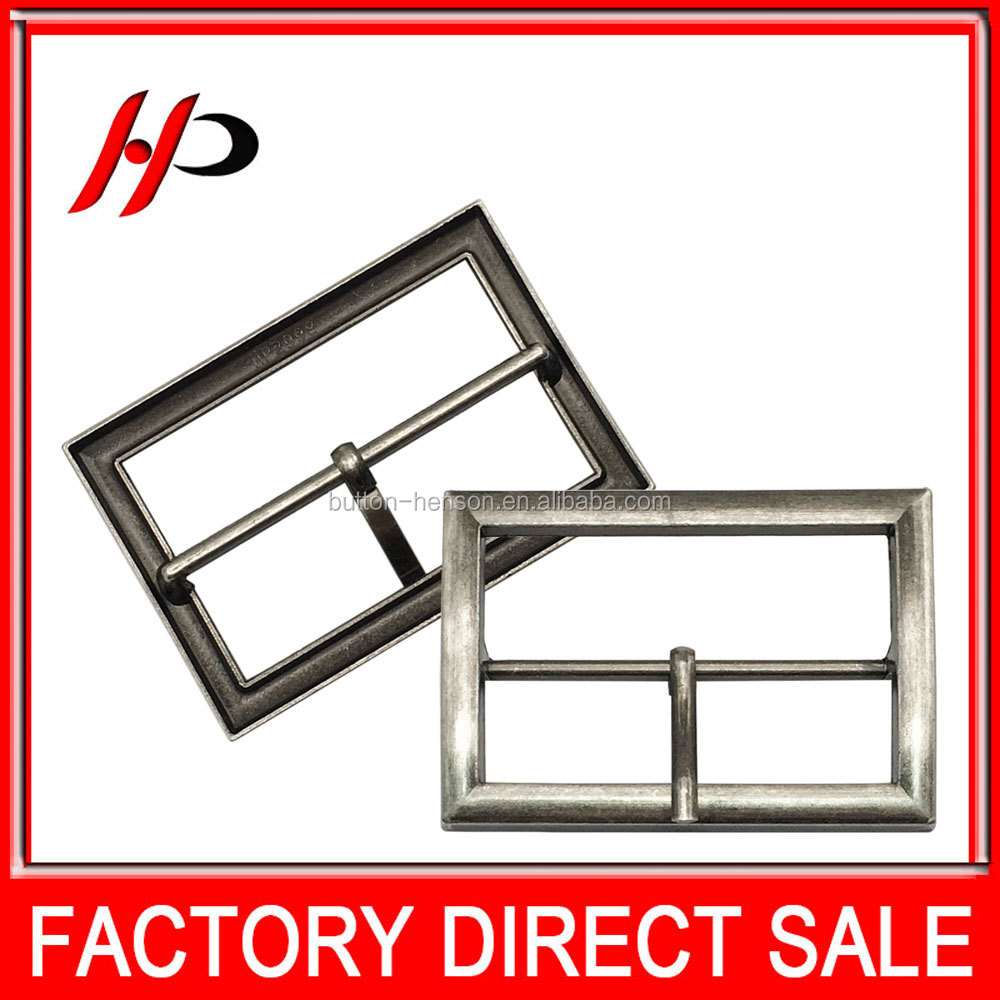 new design military modern old fashion metal hot selling alloy pin custom buckle