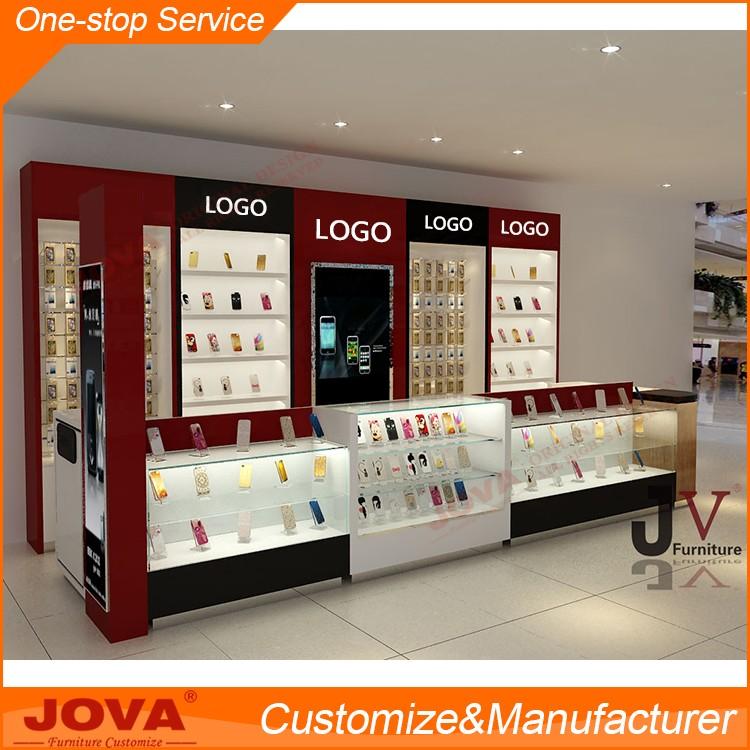 Retail Cutsomzied Mobile Phone Shop Interior Design