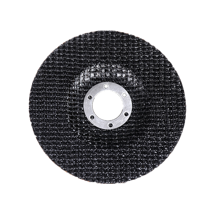 Semiflex disc backings, polishing abrasives