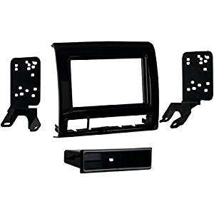 """Metra 2012 & Up Toyota(R) Tacoma Single-Din Installation Kit """"Product Category: Installation Accessories/Installation Kits"""""""