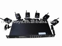 RF Digital Wireless Interpretation & Conference System