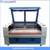 FW high precision laser cutting machine for cotton fabric