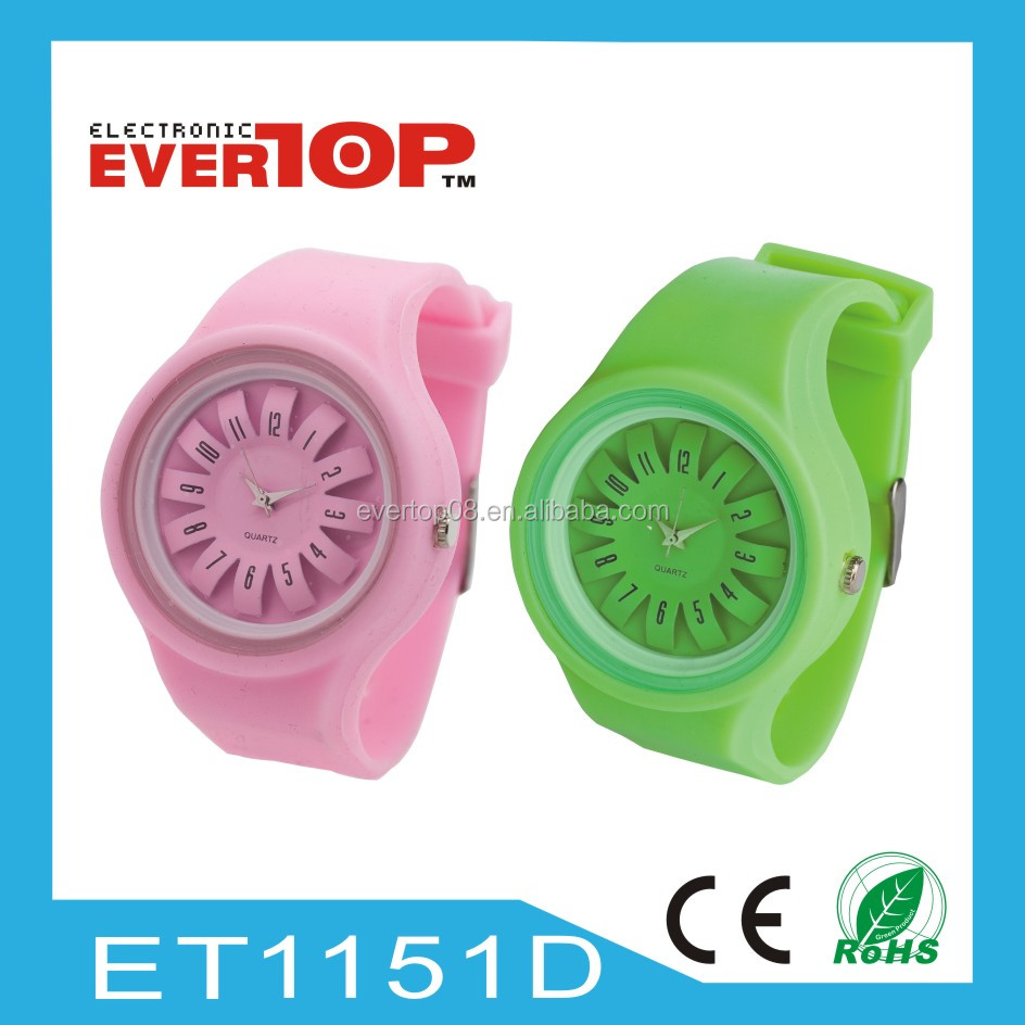 FASHION NEWLY STYLE JELLY GIFT WATCH ET1151D