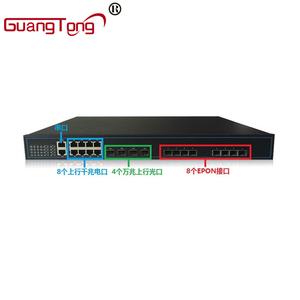 gpon protocol analyzer/gpon olt splitter/nice price olt 4 port gpon