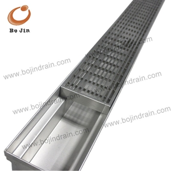 Stainless Steel Long Drainage For Swimming Pool Drain