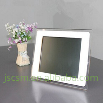 Hd Digital Acrylic Lcd Picture Frame 12\'\' Inch Multifunction Video ...