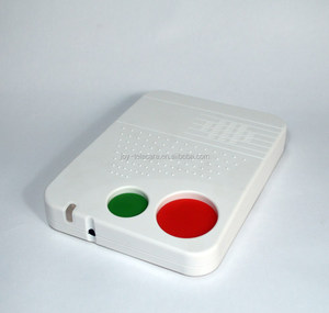 GSM / PSTN Wireless Alarm Host Auto Dialer,SOS Emergency Panic Button for Elderly