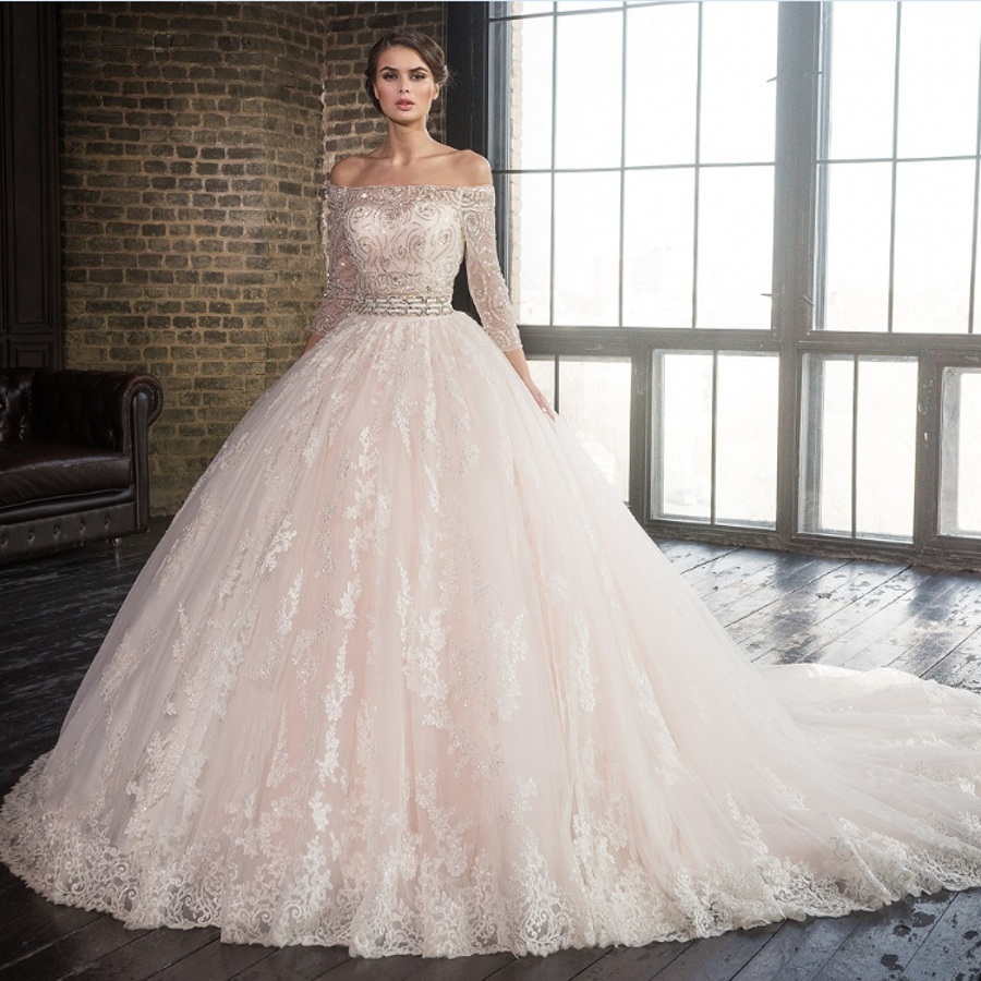 Most Beautiful Ball Gown Wedding Dresses: Wedding Dress Most Beautiful Promotion-Shop For