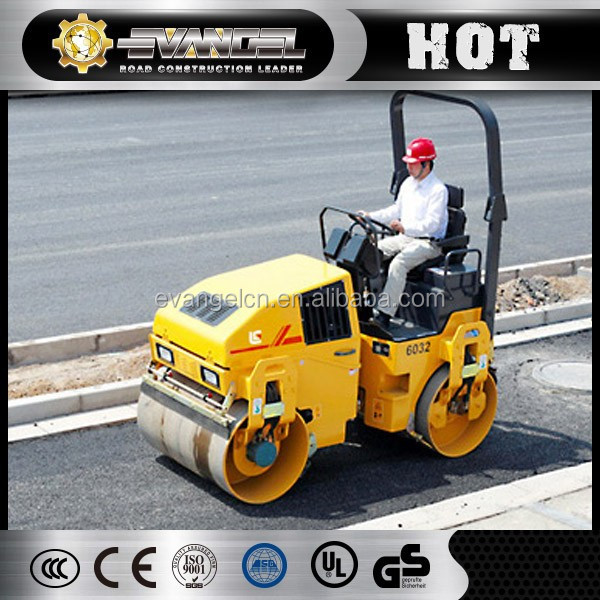 LiuGong vibratory road roller CLG6026III 2.6 ton vibrating roller parts