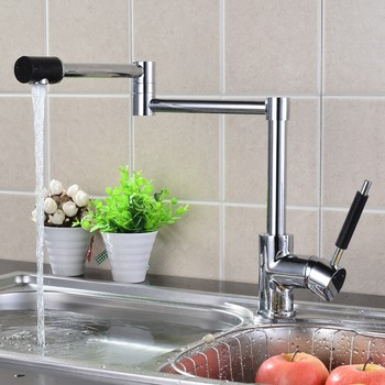 New Design Lead Free Single Handle Kitchen Pot Filler Faucet With