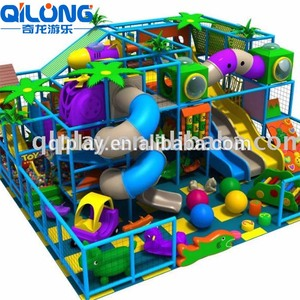 Inflatable fun city kids playground inflatable children playground equipment indoor for sale