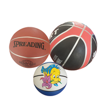 Brand customized printed new basketball in bulk
