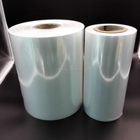 China manufacturer of polyolefin shrink film with high shrinkage