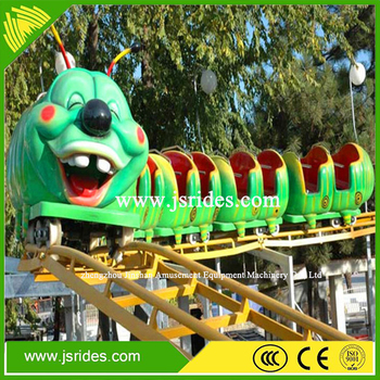 Backyard Roller Coasters Amusement Park Kids Roller Coaster Wheels For Sale