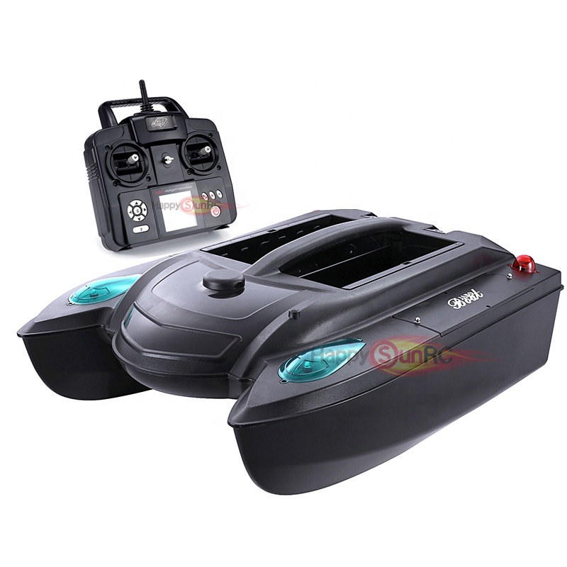 2019 Shenzhen jabo 3cg rc electronic dual hull fish finder fishing gps sonar boat 10A battery
