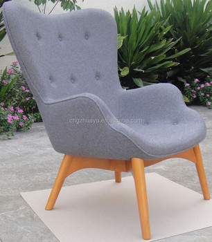 Copy Designer Furniture grant featherston chair modern fiberglass replica designer