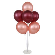 12 inch 2.8g Latex balloon Round balloons Thick Pearl Wine red rose gold balloons Wedding Party Birthday Baby