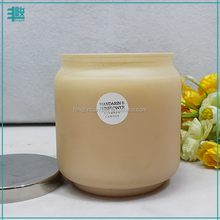 FengJun odor removing candle anti mosquito insect repelling garden citronella candles