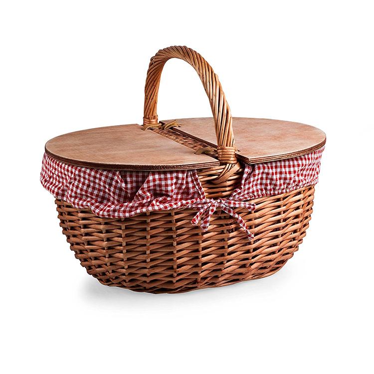 Картинка корзина для пикника