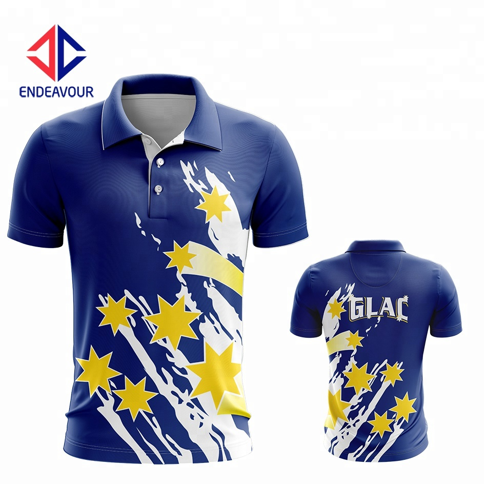 Latest design new style beautiful polo shirts for women