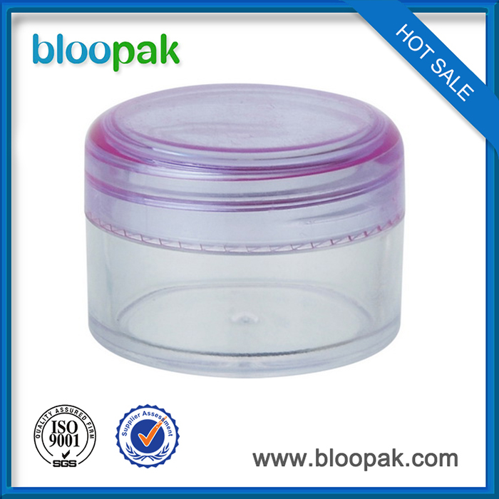 PS skin beauty cosmetic jar 25ml