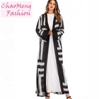 1666# Modest fashion islamic clothing for women latest designs abaya coats islamic items for sale