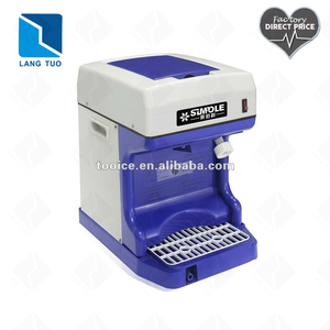 LangTuo LB128L scraping mini shave home flake ice machine