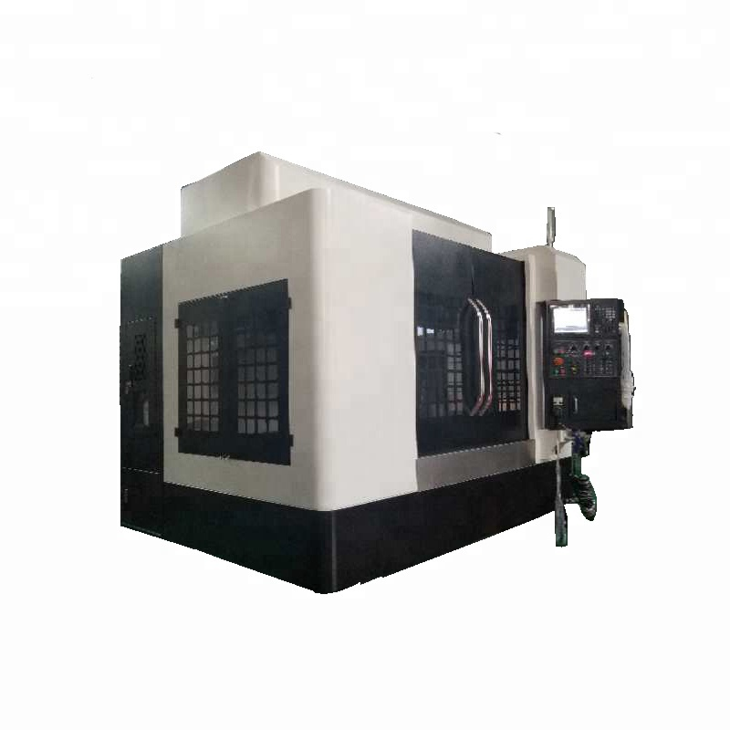 VMC 850 Cnc-bewerkingscentrum Chinese CNC Freesmachine