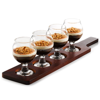 new products arts and crafts business wooden home wine tray unfinished custom wood serving trays on line shopping