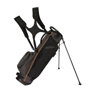 factory price mini oem odm embroidery custom logo Light weight canvas waterproof golf bag stand for sale