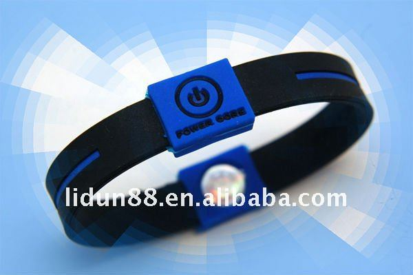 2012 Los Angeles Christmas Lastest Wholesale silicone health bracelets/Greece Energy Silicone Health Wristbands paypal