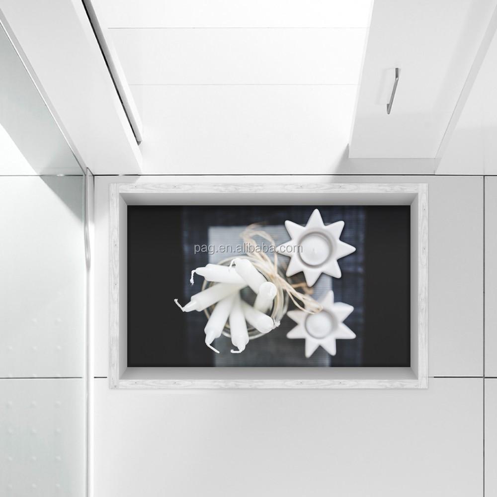 PAG groothandel 3D Floor Stickers home Decor voor Badkamer, wc ...